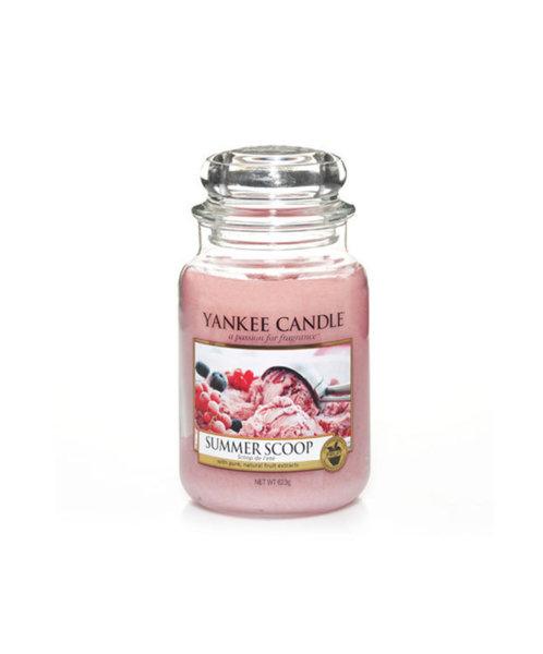 Yankee Candle ароматна свещ SUMMER SCOOP